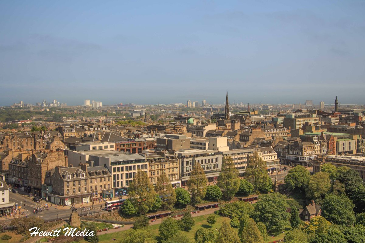 Travelor's Guide to Edinburgh