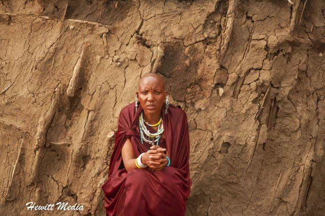 Maasaii Village-41