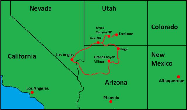 Utah Parks Trip Map.png