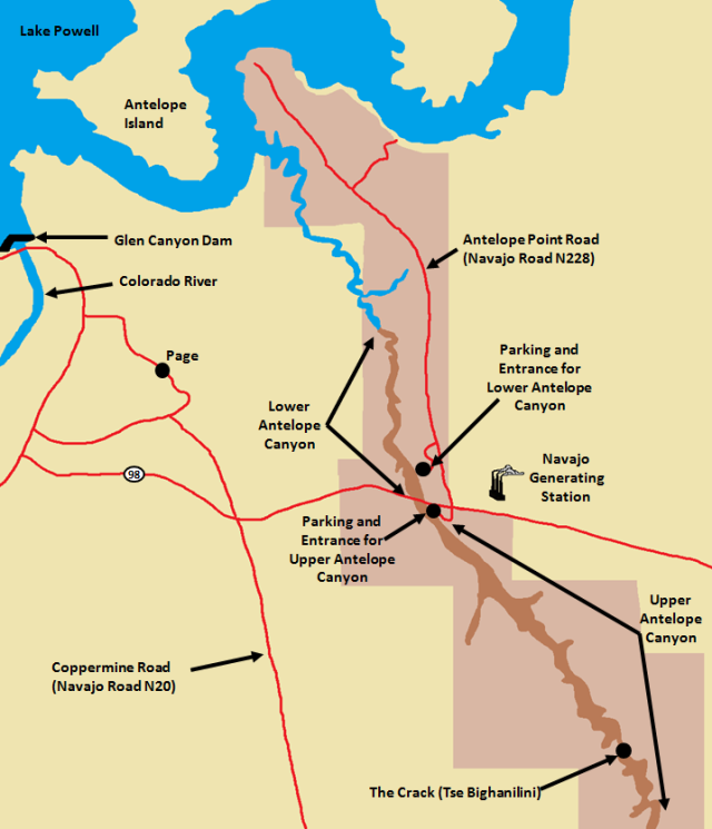 Antelope Canyon Map.png
